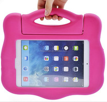 Kids Proof Rugged Handle Tablet Case for 7.9 inch Tablet for iPad Mini 4 3 2, China Manufacturer