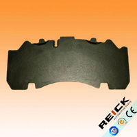 spare parts car truck tractor ceramic disc brake pad 29307