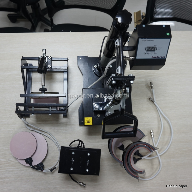 8 in 1 Heat Press Machine for Mugs, Plates and Other Gifts
