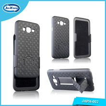 Quality Products Back Cover Slim Armor for Samsung Galaxy J7 Holster Weave