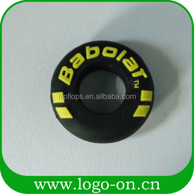 silicone custom tennis vibration dampener - tennis dampener for outdoor