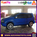 inflatable advertising car model for display