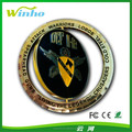 Spinning Challenge Coin