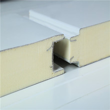 Excellent Sound Insulation Board Used Cold Room PU Sandwich Panel