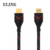 2018 Wholesale 1080p Video HDMI Male to Male Cable Converter Nylon Braided HDMI to VGA Cable AM to VGA 15CM Adapter Converter