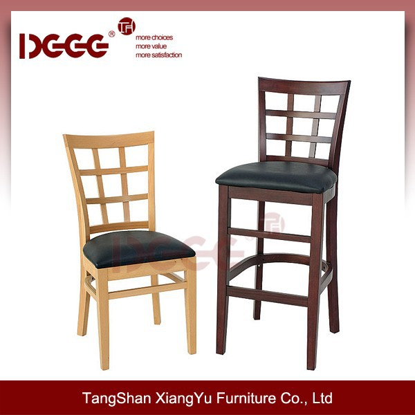 DG-W0007 Dubai Wooden dining table and chairs