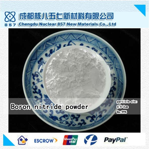 hexagonal boron nitride powder with micronmeter