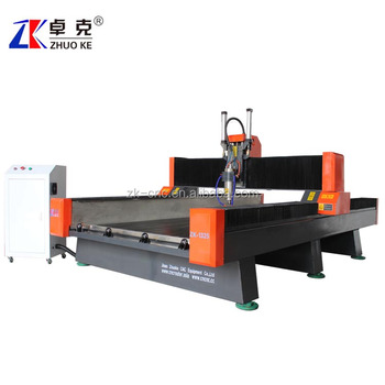 1325 4*8 ft stone metal cnc router machine with high Z-axis