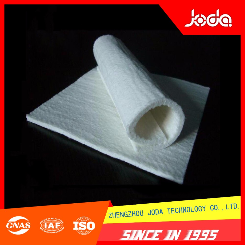 6mm Batt Wrap Glass Fiber Thin Insulation Board for Walls