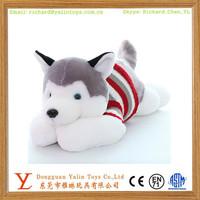 Lovely plush husky toy/plush toy dog husky custom plush toys husky