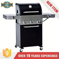 New Product Easily Cleaned Covers Burner Gas Grill