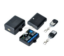 Universal 4 -ch DC12V-24V rf transmitter receiver circuit with PCB for gate door JJ-JS-083