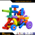 Disassembling Baby Plastic Toy , creative kids building tube Toy