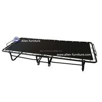 rollaway metal folding single bed - Rolling Cot