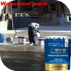 Damp-proof material two component polyurethane waterproofing coating