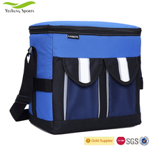 High Quality Portable Travel Camping Outdoor Picnic Kit Thermal Insulated Tote Lunch Bag Cooler Bag