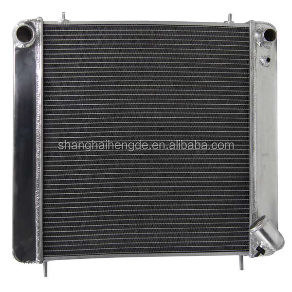 3 Row hot selling 1987- 2006 for Jeep Wrangler YJ standard Aluminum auto Radiator