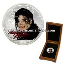 Michael Jackson commemorative coins for sale