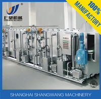 Continuously spraying type beverage pasteurization and cooling tunnel /Sterilization Machine