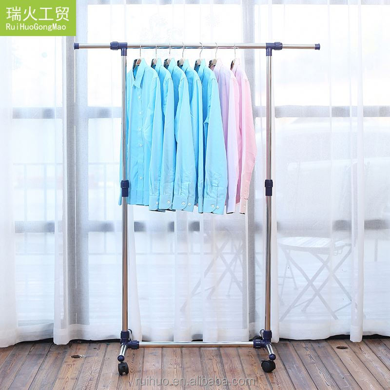 Hanger Stand simple design elegant ceiling mounted clothe drying rack
