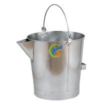 Tar Pouring 14L metal water Bucket with handle