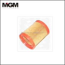 Motorcycle engine oil filter