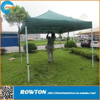 Advertising anti-UV pop up canopy 6x3 gazebo beach tent