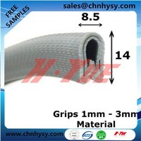 high performence waterproof capping seal strip for replacement car door seals