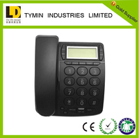 2016corded big button landline phones contact number for office telephone hotel telelphone with loudly ringers