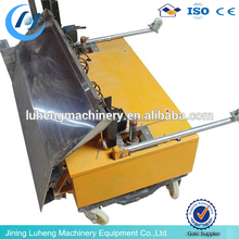 automatic wall rendering/painting machine wall render plaster machine wall spray paint machine for sale