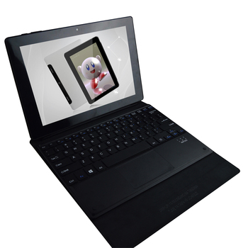 Wholesale 10 inch tablet 2 inch 1 detachable laptop Octa core android tablet pc computer