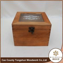 Home Decorative Wooden Storage Boxes Drawer