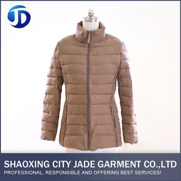OEM ODM Service Personality Cheap Latest Women Jacket For Winter