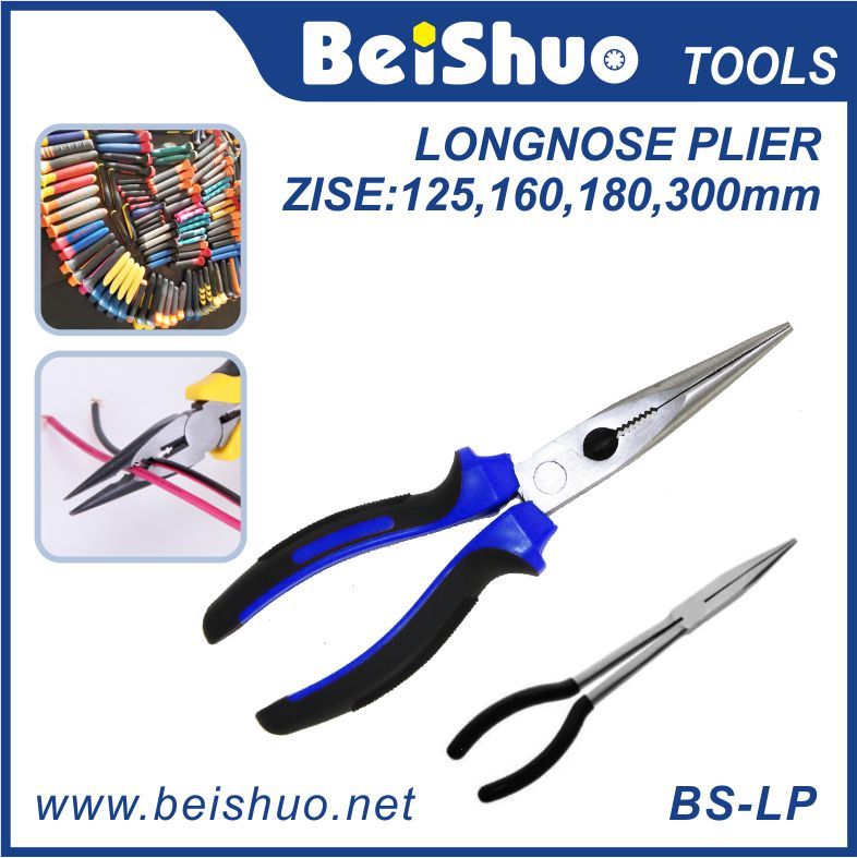 Multi-Function Long Nose Plier,monkey plier,fishing plier
