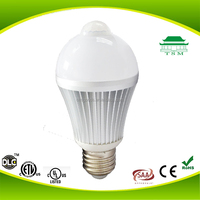 2015 New Product Bulk Buy from Alibaba China Smart PIR Sensor B22/E27/E26 SMD LED Bulb