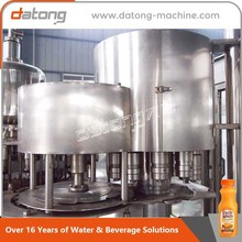 Fruit juice processing device plant whole line