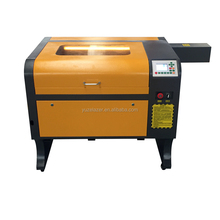 4060 50w 60w 80W 100W co2 acrylic leather wood glass crystal metal 3D mini laser engraving machine