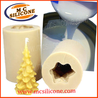 Good Price High Quality RTV-2 tin cure liquid silicone rubber for candles molds