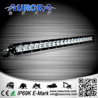 reasonable price high quality LED chip 20inch single row led light bar off road 4x4 go karts