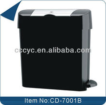 15L Foot Pedal ABS Plastic Waste Bin for Sale CD-7001B
