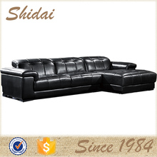 cheap genuine leather sofa, artistic leather sofa, sofa leder 977
