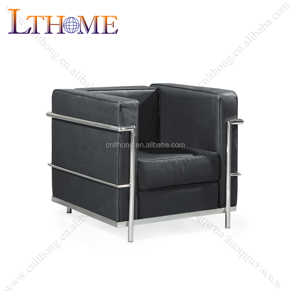 S07 Project Furniture Belgium Leather Sofas   Buy Belgium Leather Sofas,Barcelona  Chair Replica,Barcelona Chair Cushions Product On Alibaba.com
