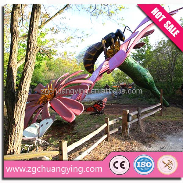 4m animatronic insect for sale