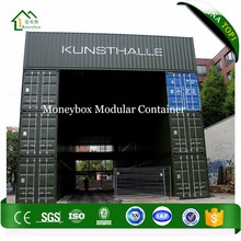 Professional Production Prefab Container Houses For Show Room