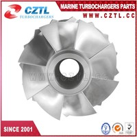 354 compressor wheel for vtr marine turbocharger spare parts