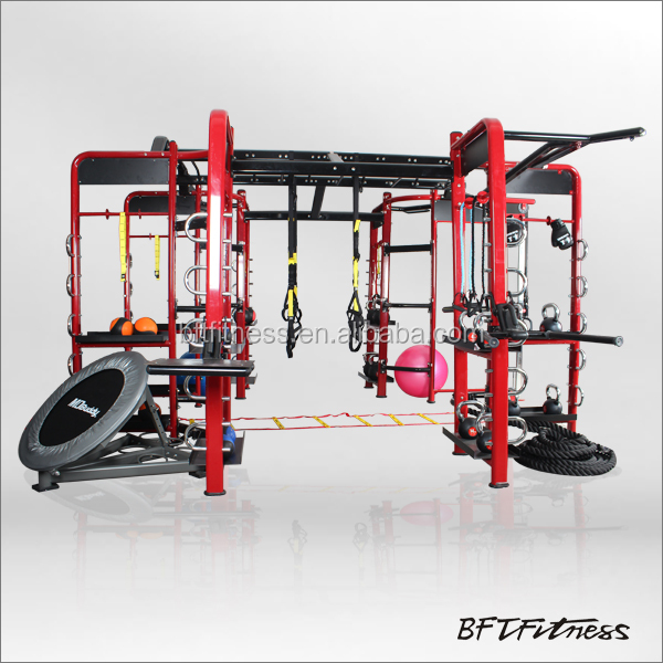 BFT-3601 orbit fitness equipment synrgy 360 life fitness,pro line 360 crossfit multi functional trainer