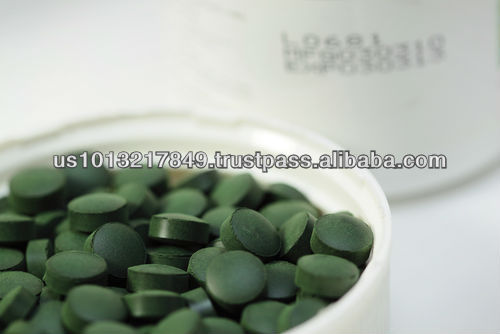 Anti Aging Dietary Supplement Natural Spirulina