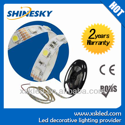 2-year warranty Epistar LED digital lpd8806 rgb led strip