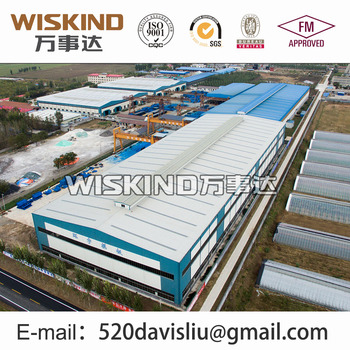 light prefabricated steel structure warehouse/workshop/building