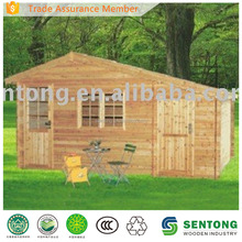 Leisure easy assembly SPF log house